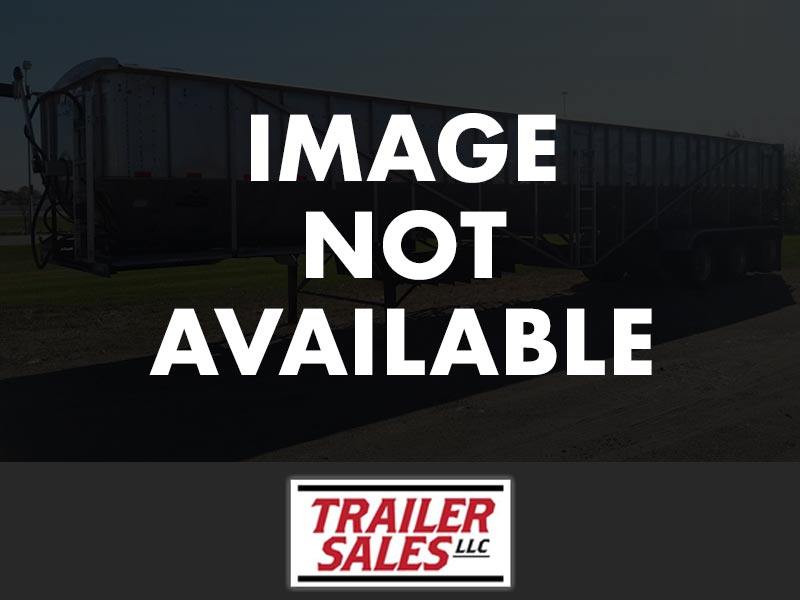 2021 SmithCo Super Tri Axle With Rear Lift Side Dump Trailer